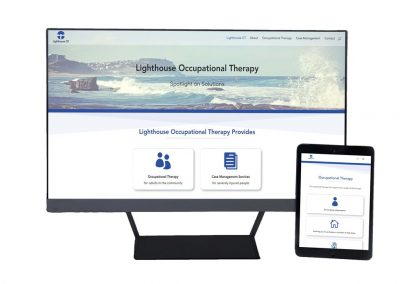 Occupational Therapy Website
